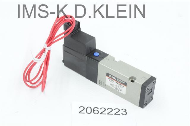 Solenoid-Valve VZ 2150-2 - S-2062223