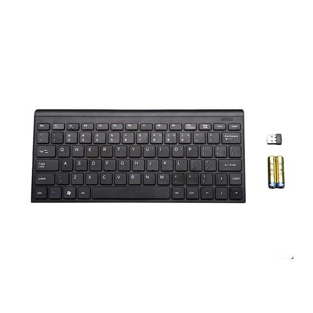 KEYBOARD MINI WIRELESS BATT BK - Adafruit Industries LLC 1737