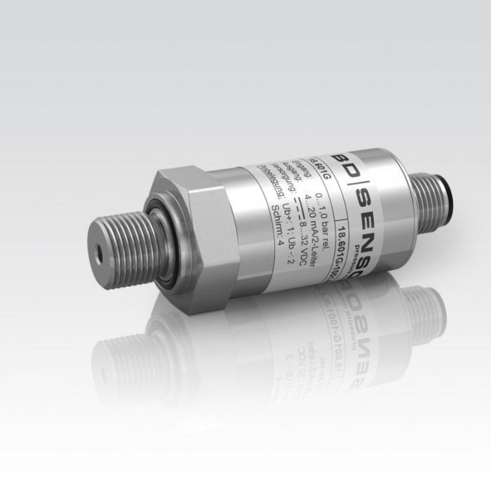Pressure Transmitter 18.601 G - pressure transmitter / piezoresistive / analog / OEM