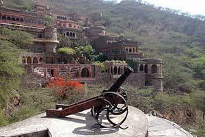 Short Trip to Neemrana Fort & Village From Delhi - One day trip from Delhi