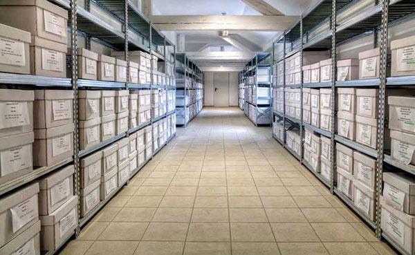 scaffalature per archivi - Scaffalature per archivi e scaffali