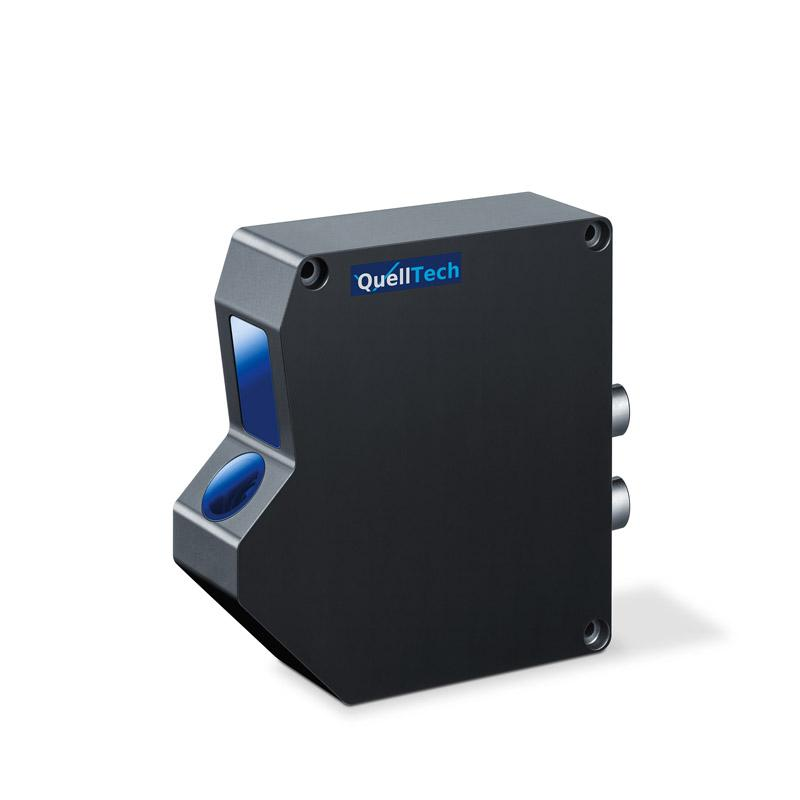 Q5-Laser Scanner  - High Resolution and Scan Rate Combined in a Compact Unit