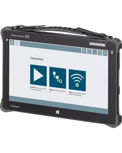 Field Xpert SMT70 - Tablet PC dalle prestazioni elevate per la configurazione dei dispositivi