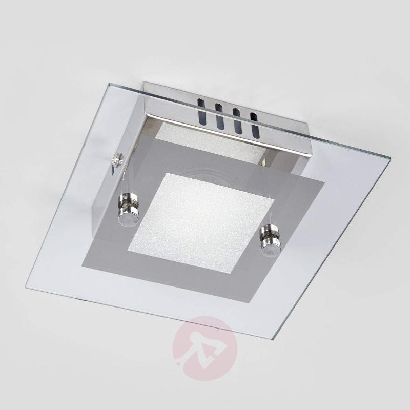 Small LED ceiling light Manja - Ceiling Lights