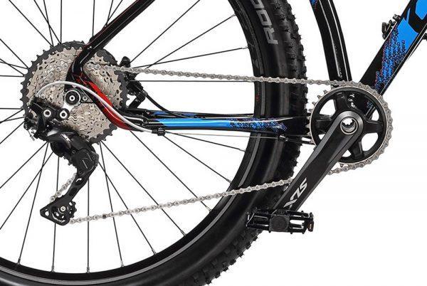 CROSS X-TREME cuadro de aluminio, ruedas 29″, cambio 2×10 shimano - Cross