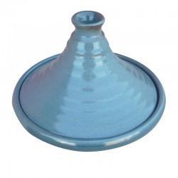 Tajine Individuel Bleu Cobalt - Cuisson