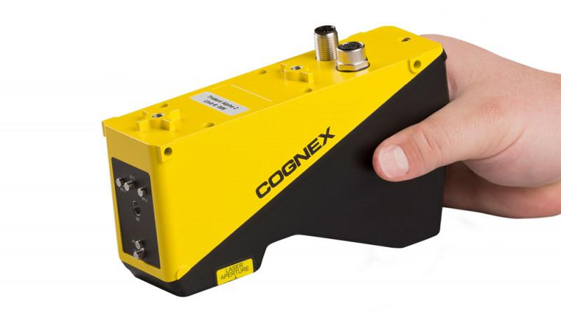 Cognex 3D Displacement Sensors DS1050 - Calibrated 3D laser profilers for product inspection