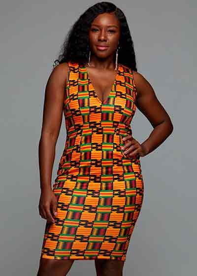 Vestidos y ropa para mujer. - Fabricamos y comercializamos camisetas africanas, arte africano.