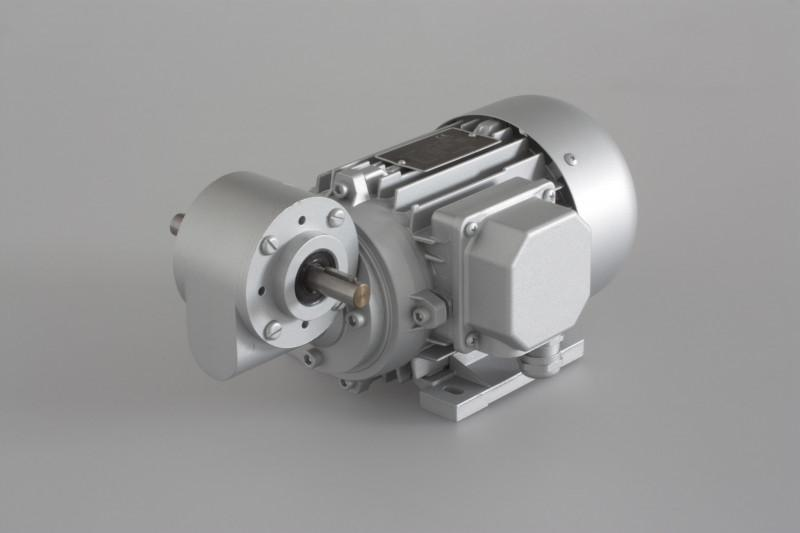 SN3B - Single-stage gear drive with solid shaft