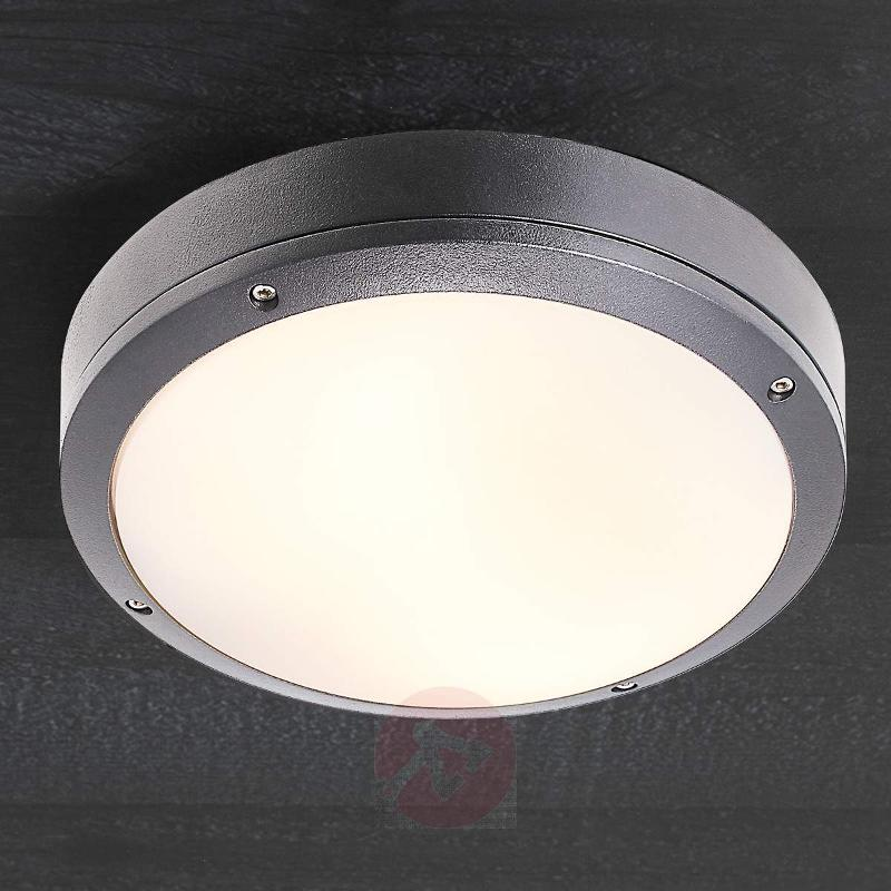 Desi 28 - a ceiling light for outdoors - Outdoor Ceiling Lights