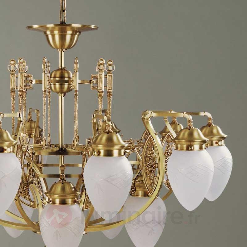 Lustre Budapest, 16 lampes - Lustres designs, de style