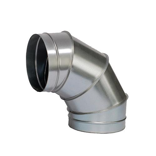 Segmented elbow KS - null