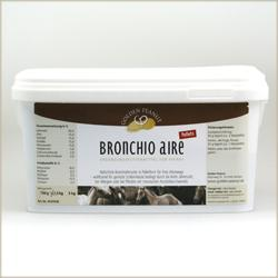Bronchio Aire Atemwegskräuter Pellets - Golden Peanut Produktlinie