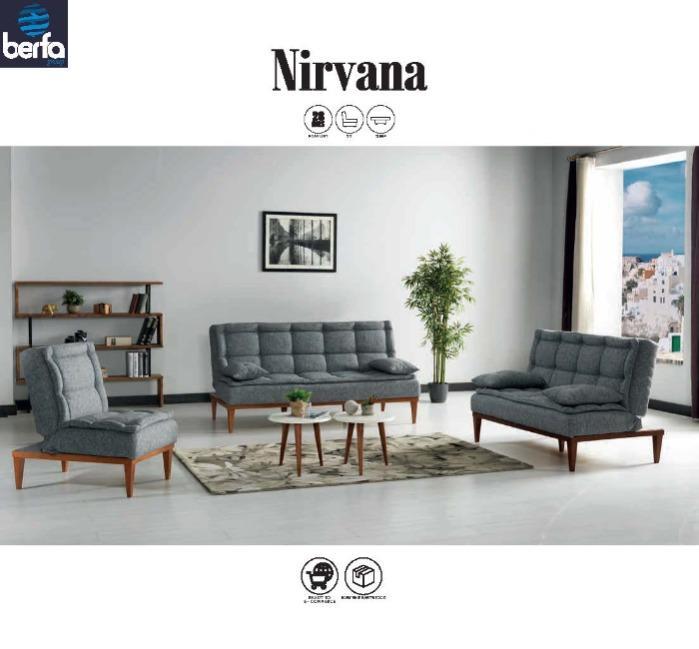 Teen gruppe Nirvana - Sovesofa,teeny grupper,moderne design