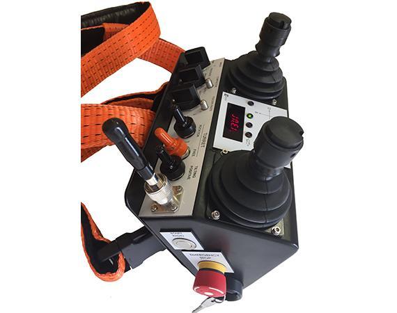 Radiocommande Pv - Pupitre Ventral - Sadamec - null
