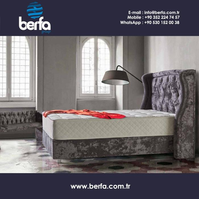 Box Spring Mattress - Berfa Group is one of the biggest mattress and bedding manufacturer