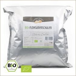 Bio indische weiße Premium Flohsamenschalen 99% Reinheit - Nahrungsergänzung