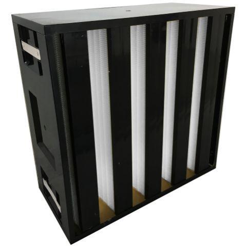 Filtro Bolsas Rígidas/Rígid Bag Filter - Filtragem partículas médias e finas