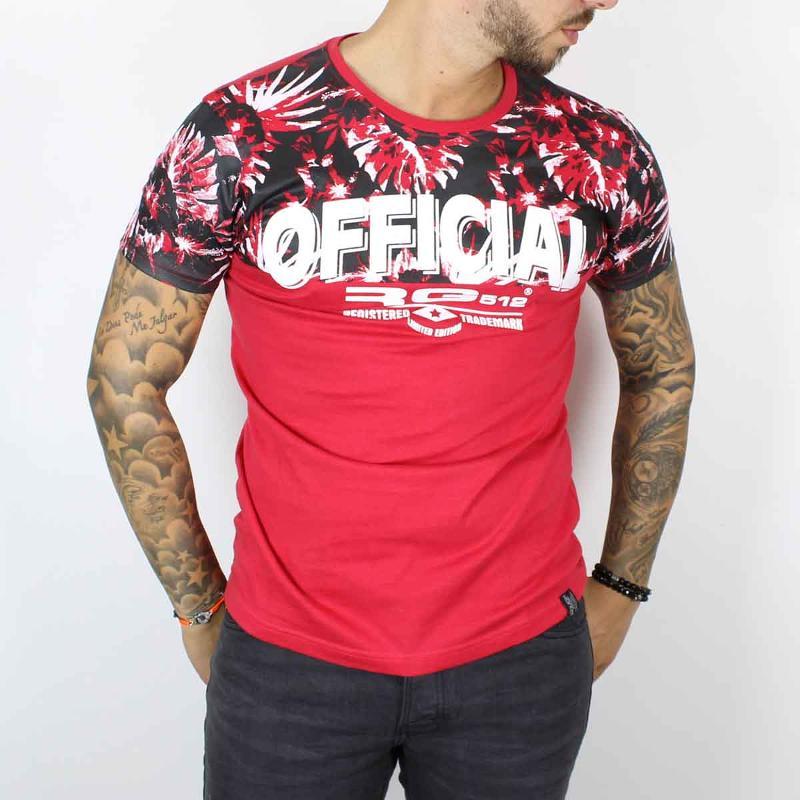Vente en gros de T-shirt manches courtes RG512 du S au XL - T-shirt et Polo manches courtes