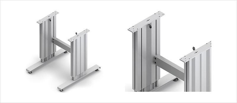 Table base frames - Table base SL