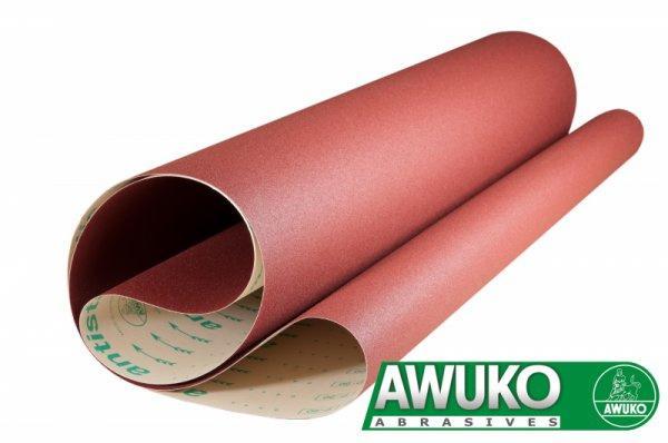 Breitbänder für Holzschliff KP52F antistatic - Körnungen: P40, P60, P80, P100, P120, P150, P180, P220