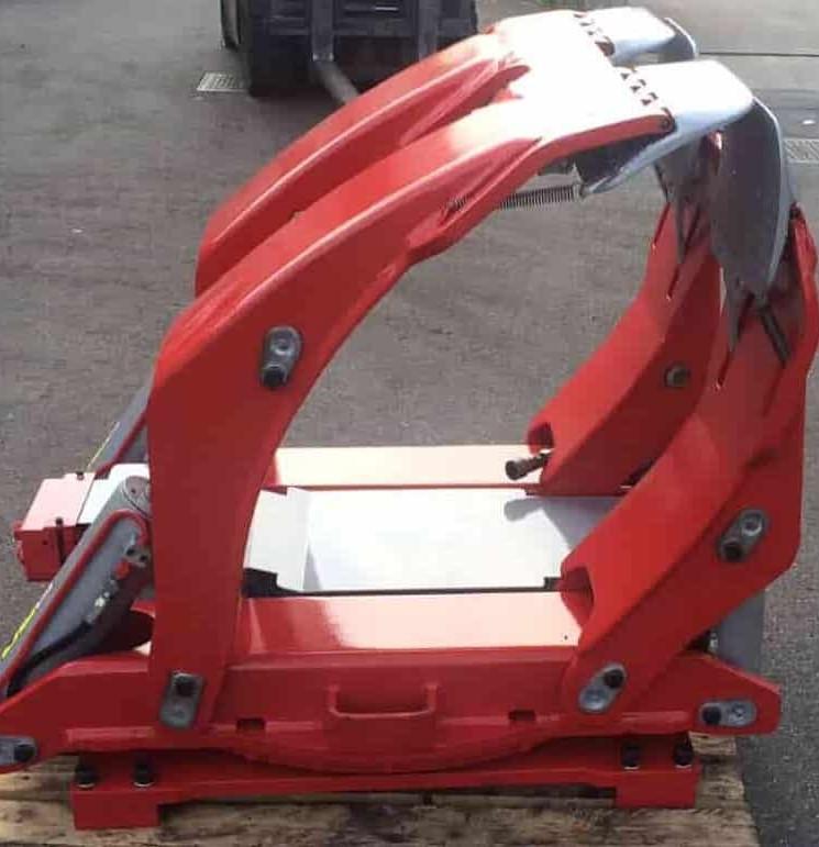 Attrezzature per carrelli elevatori - Pinze per balle, per bobine, posizionatori forche etc. nuovi, usati revisionati