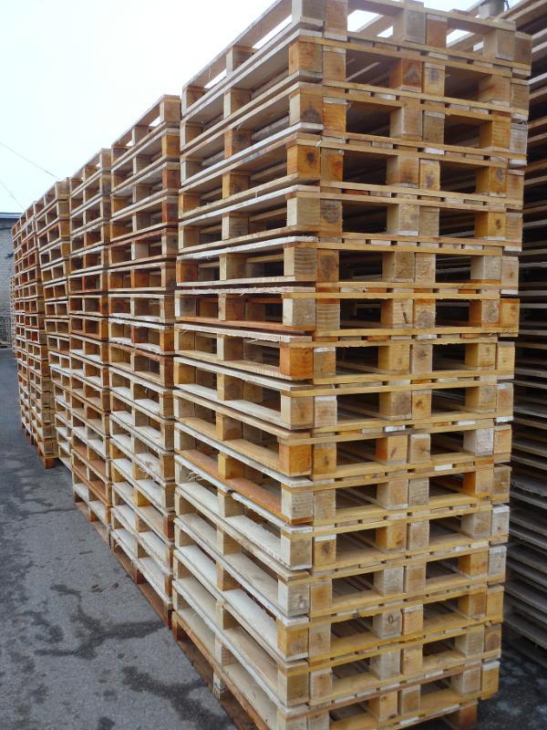 Standard pallets