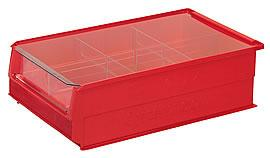 Systembox - Gamma di contenitori a bocca di Lupo - null