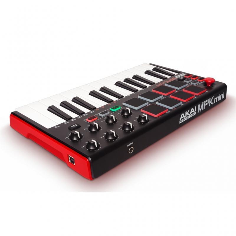 Keyboards - Akai MPK mini MKII (B-WARE)