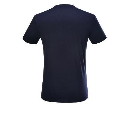 Мужская футболка с длинными рукавами Lycra - Футболка с круглым вырезом для мужчин