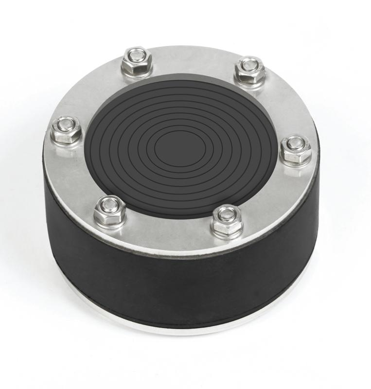 Gasket inserts - Pressure water-tight service ducts