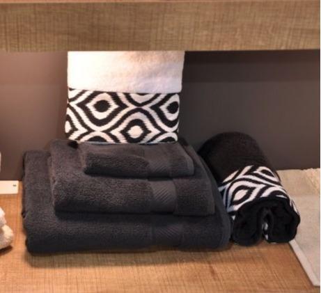Качественный текстиль для ванной - текстиль из 100% турецкого хлопка.