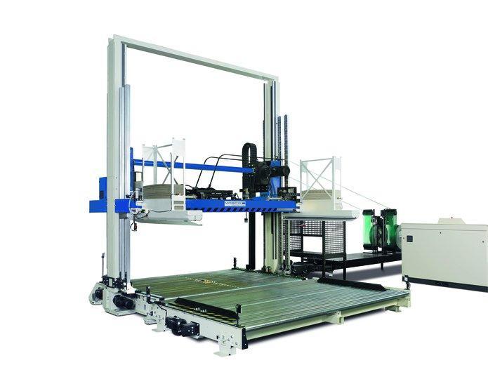 KPR-131 - 栈板打包机压板