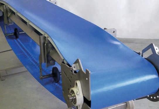 POSITIVEBELT - Positively driven conveyor belts