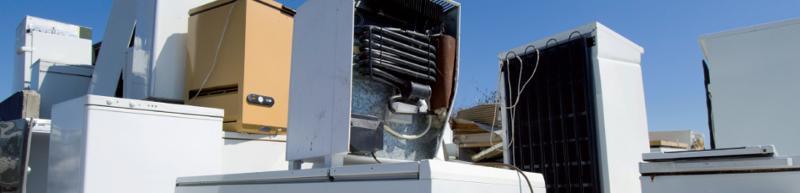 Refrigerator recycling - application areas
