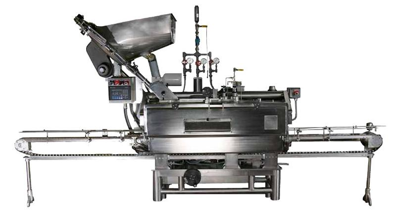 Closures & Capping - Sealing Machines (US)