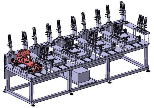 Sonderlösungen Maschinen- & Vorrichtungsbau - null
