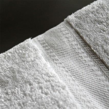Linge de bain : serviettes et peignoirs - Linge éponge couleur Venise 500gr au colisage