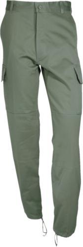 Pantalon Treillis M64 Satin Cvc - null