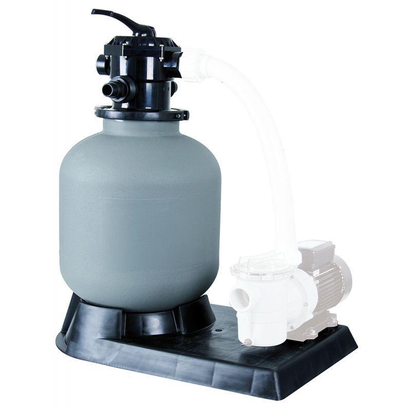 Accessoires PISCINES - Pool Filter SET 400 avec pompe 4 m3/h
