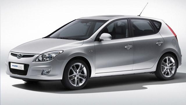 Hyundai i30 Auto - 1600 κ.εκ. - 5 Θύρες Αυτόματο