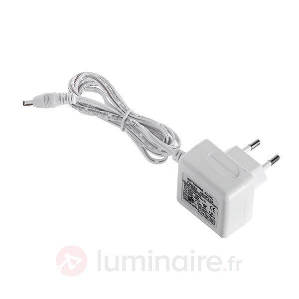 Driver LED 6 W, 24 V pour Fabas Luce Galway 6690 - Transformateurs LED