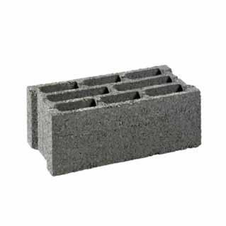Hohlblock- und Mauersteine - Französische Formate