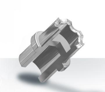 Hollow parts and nuts - Forming process - Hollow parts and nuts / Conform®