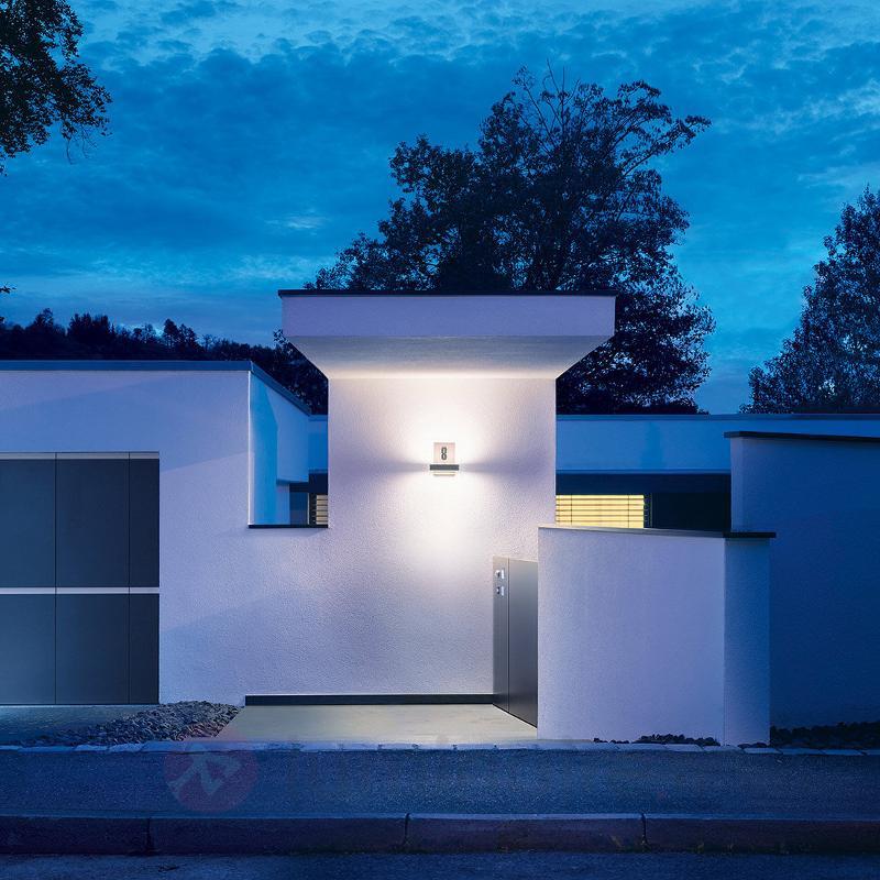 Puissante applique d'extérieur LED L 820 - Appliques d'extérieur LED
