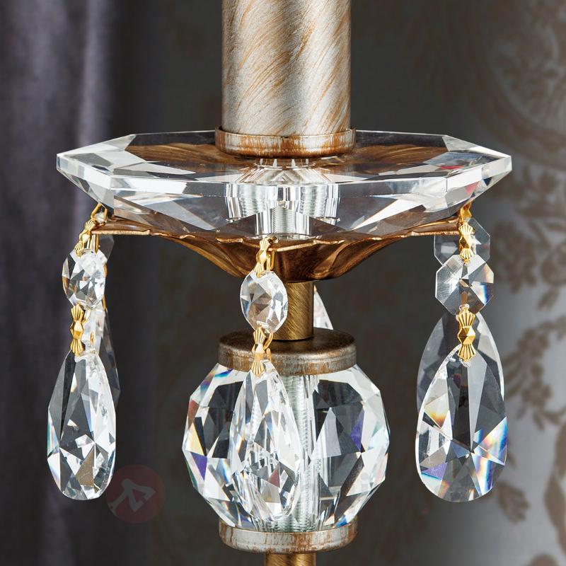 Lampe à poser Miramare, très charmante - Lampes à poser en cristal