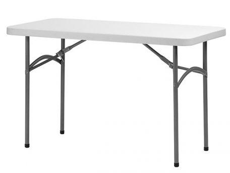 Table pliante polypro 120 x 61 cm - Mobilier Intérieur