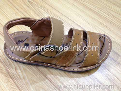 Leather sandals  - Wenling - for Child