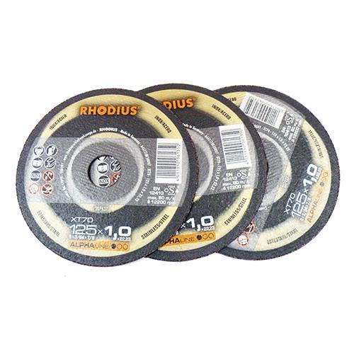 Cutting disc INOX - null