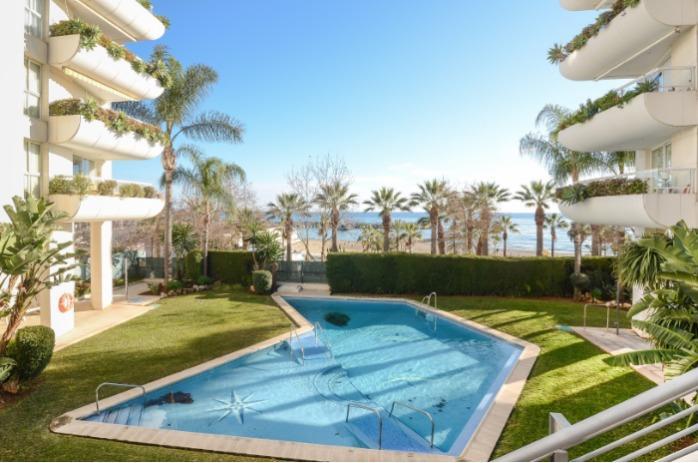 Apartamento Playa Bajadilla - Puertos, Marbella (Marbella) -